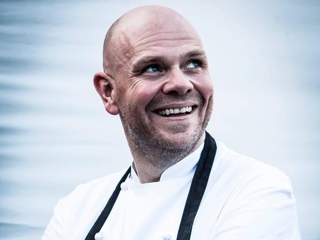 Star chefs at Taste of London