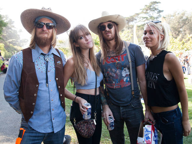 Hardly Strictly Bluegrass 2015