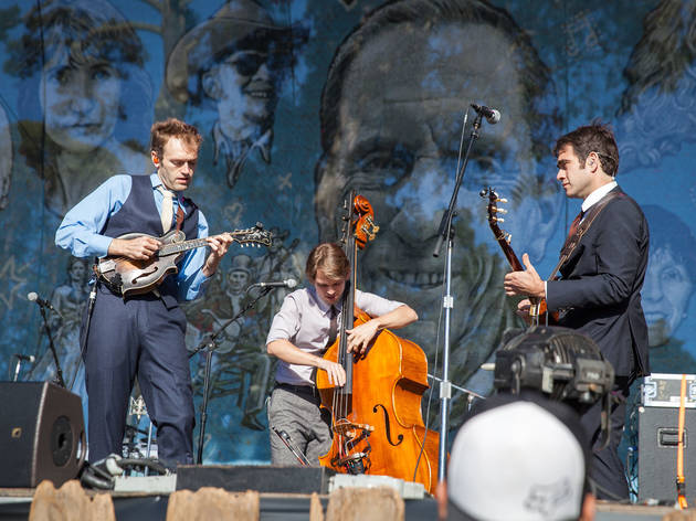 Punch Brothers at Hardly Strictly Bluegrass 2015