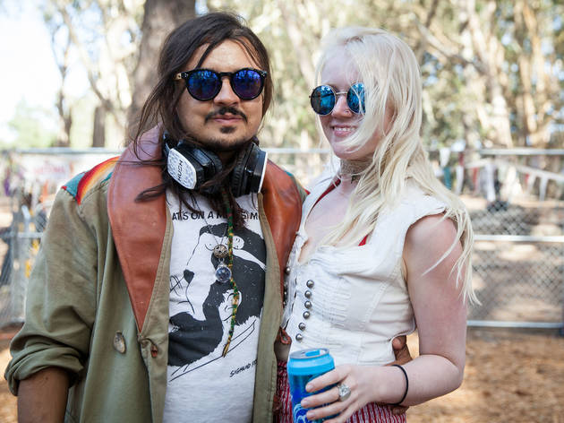 Silent Disco at Hardly Strictly Bluegrass 2015