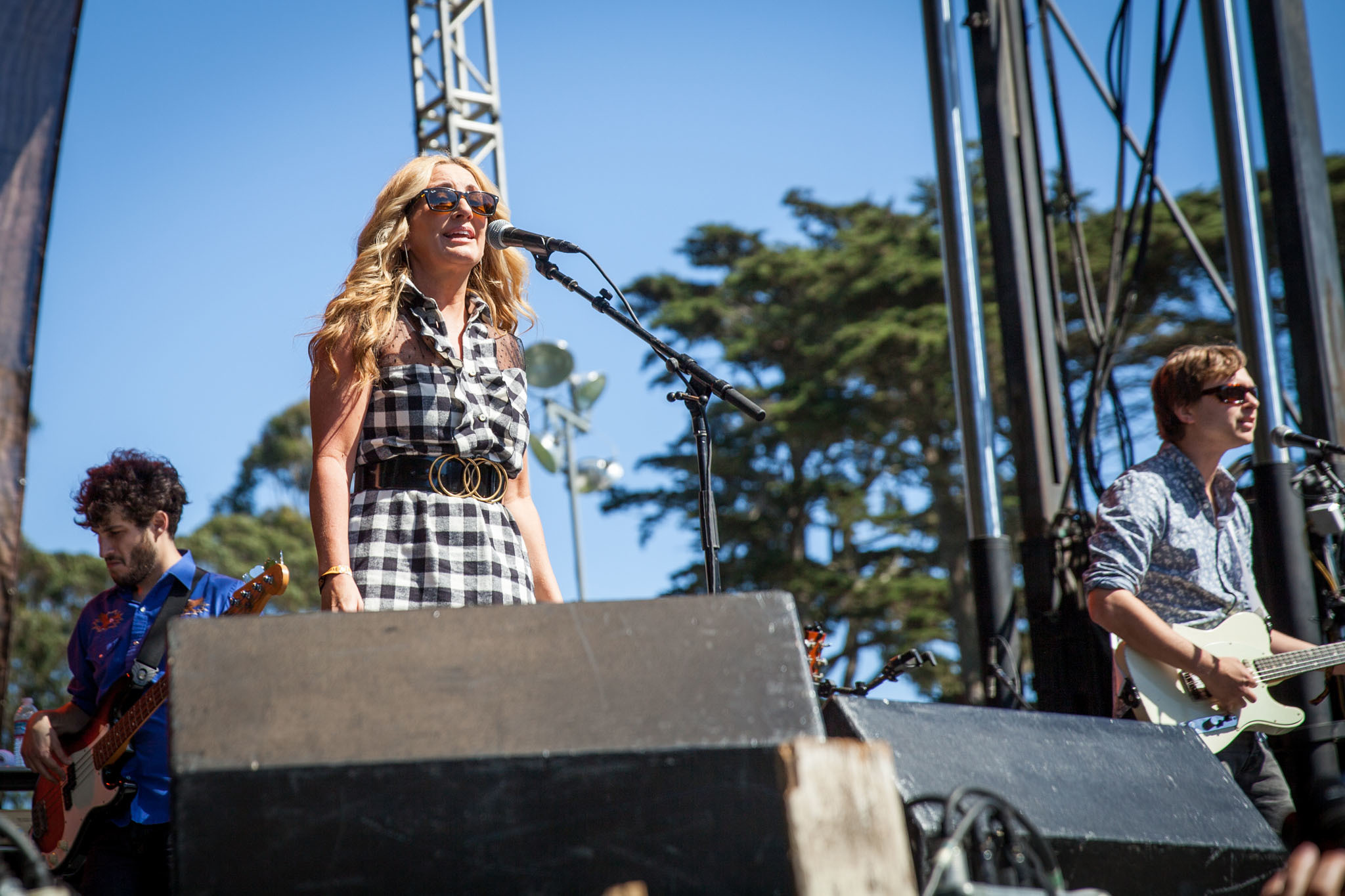 Lee Ann Womack at Hardly Strictly Bluegrass 2015