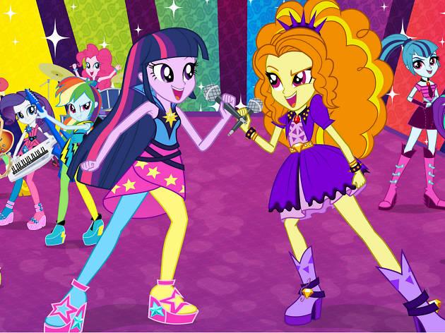 My Little Pony & Equestria Girls, El Show en Vivo