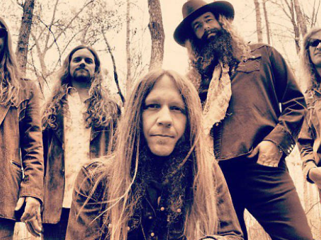 The Blackberry Smoke