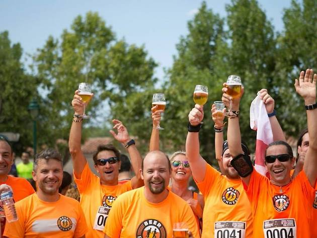 Beer Runners