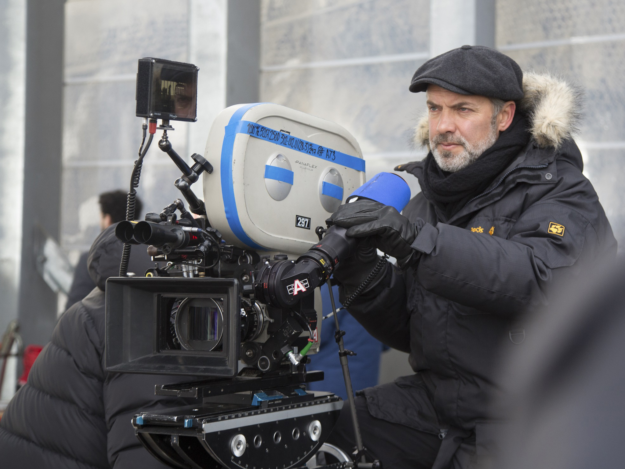 Sam Mendes on being lured back by Bond