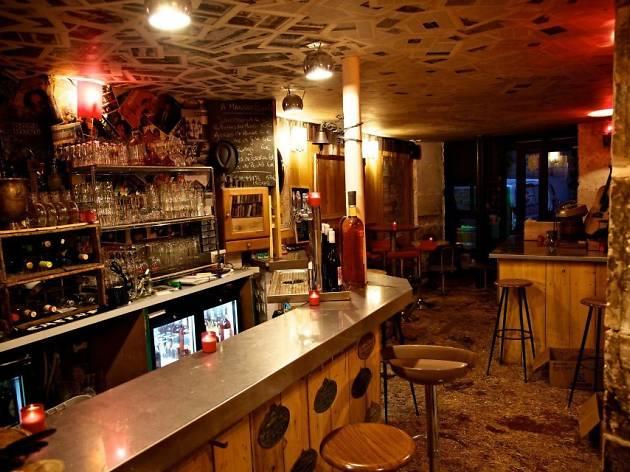 Bar De Ville De Strasbourg Saint Denis