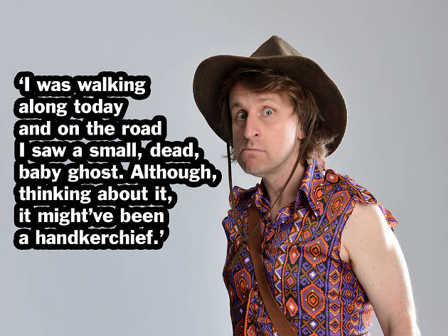 Speaking, would naughty cowboy jokes