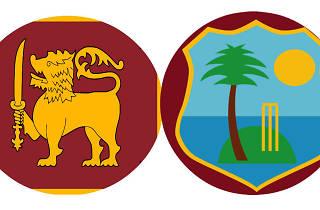 West Indies tours Sri Lanka