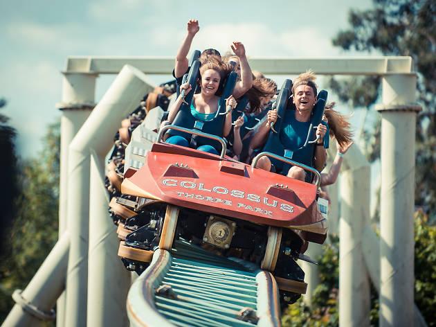 UK theme parks