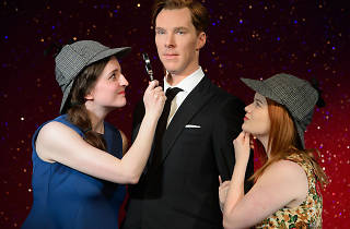 madame tussauds, cumberbatch