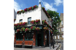 The FLorist Arms, pub, Bethnal Green