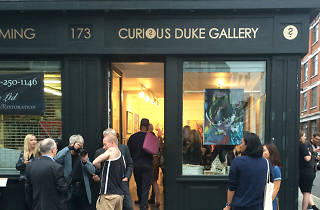 Curious Duke Gallery, Old St