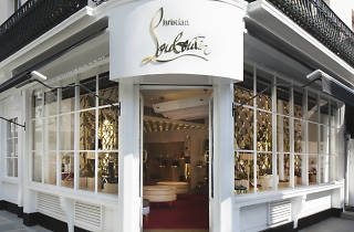 Christian Louboutin, shopping, Knightsbridge