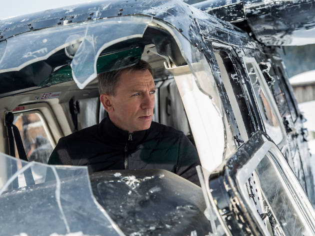 Spectre movie guide