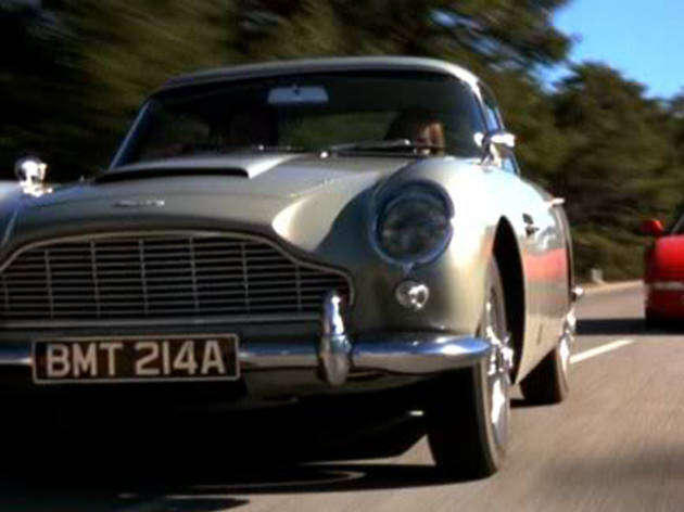 Seven of the best James Bond vehicles