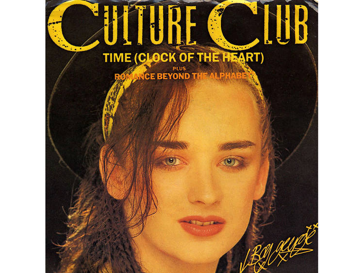 """""""Time"""" by Culture Club"""