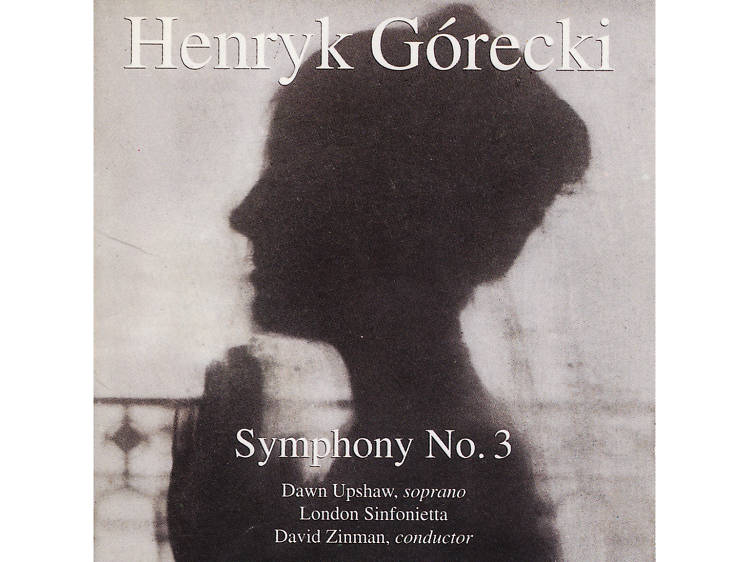 """Symphony of Sorrowful Songs, 2, Lento e Largo"" by Henryk Gorecki"