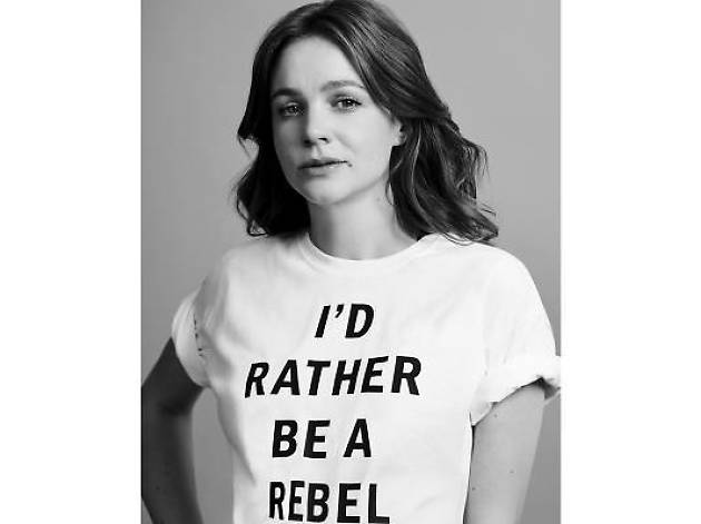 Carey Mulligan, Suffragette