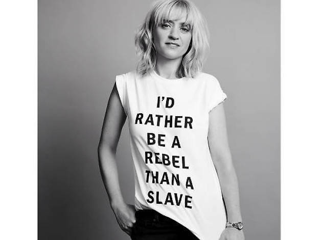Anne-Marie Duff on life mottos, Lena Dunham and starring in 'Suffragette'