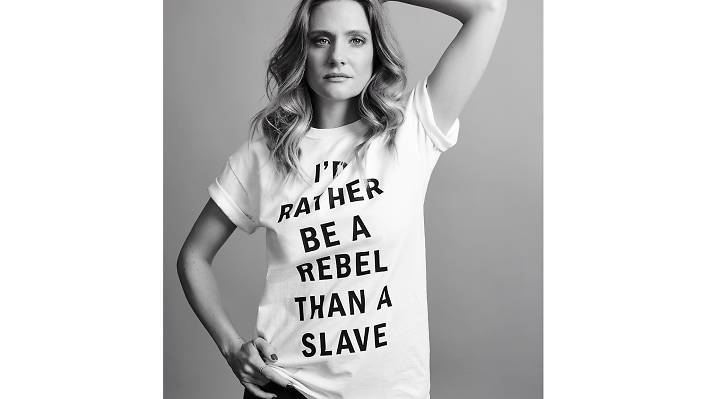 Romola Garai on window-smashing, passion and starring in 'Suffragette'