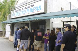 Las Cuatro Milpas (Photograph: Courtesy SanDiego.org)