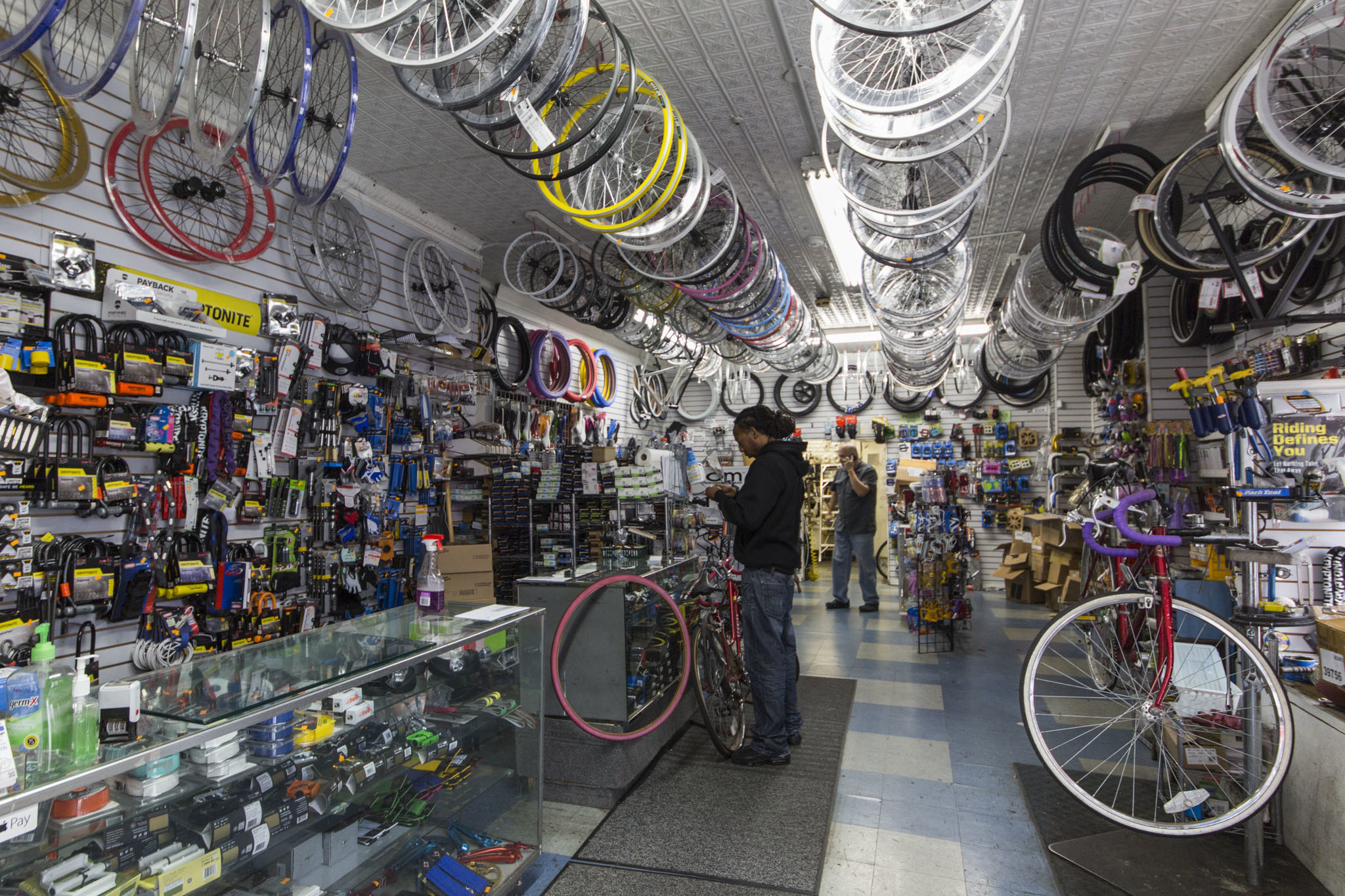 Irv's Bike Shop