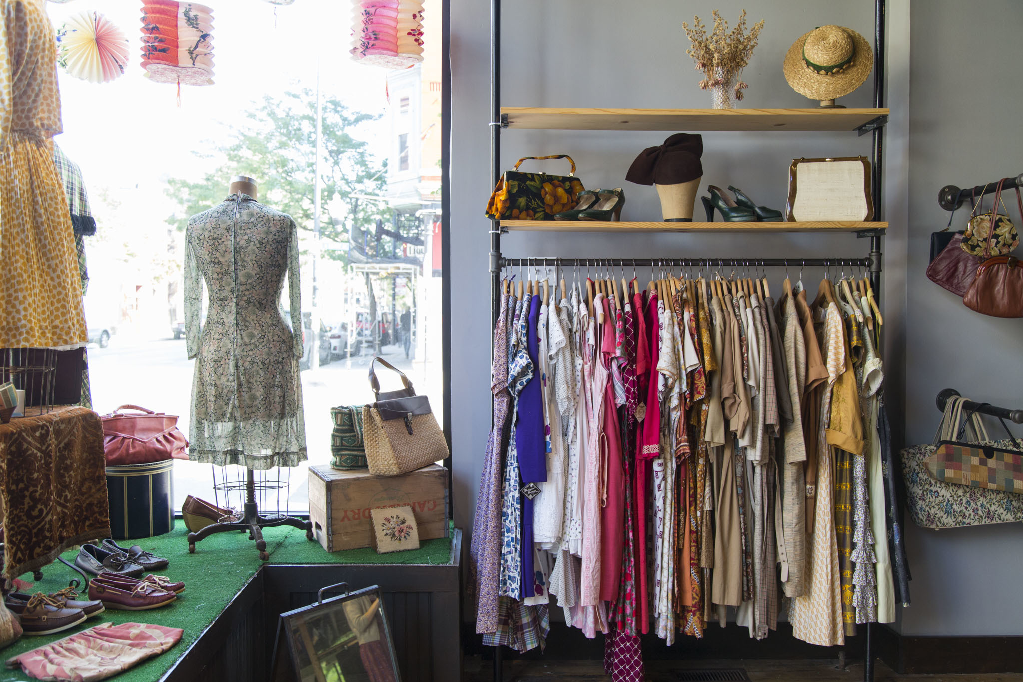 The best vintage clothing stores