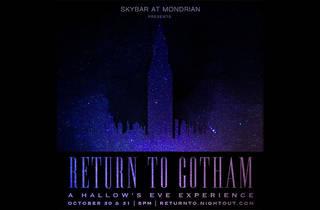 Return to Gotham
