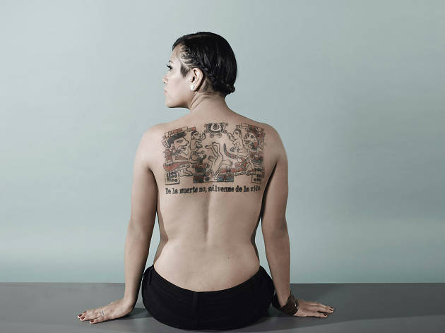 Tatuajes prehispánicos