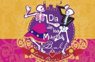 Dia de los Muertos Ball