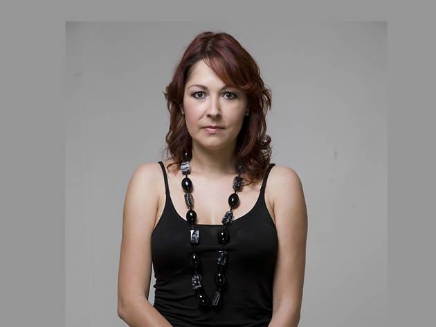 Mariana H, conductora en Grupo Imagen