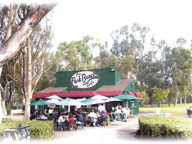 Park Bench Café