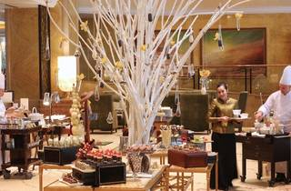 Chocolate Symphony at Shangri-La Hotel