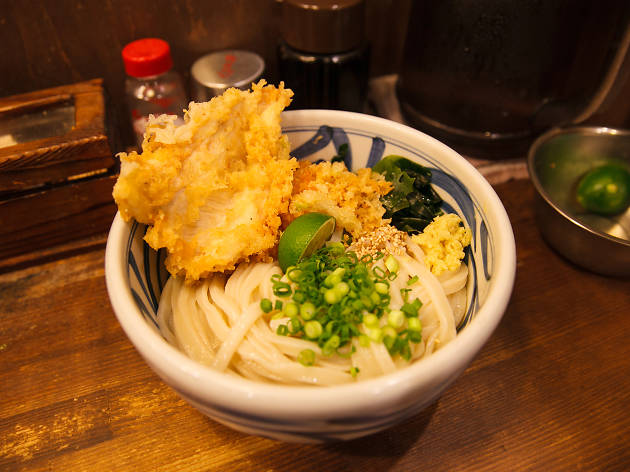 The ultimate Tokyo udon top 15