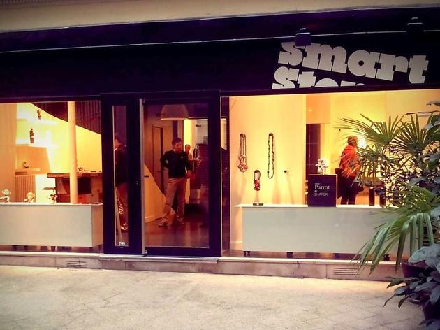 Le premier Smart Store de Paris