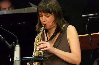 Ingrid Laubrock Quintet featuring Tim Berne & Tom Rainey