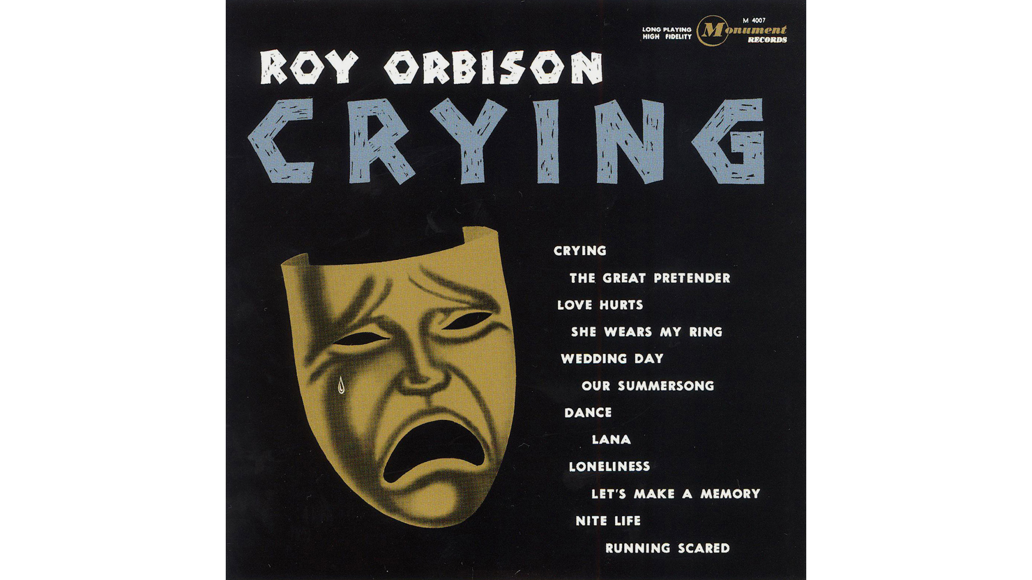 The 50 best sad songs: 'Crying' – Roy Orbison
