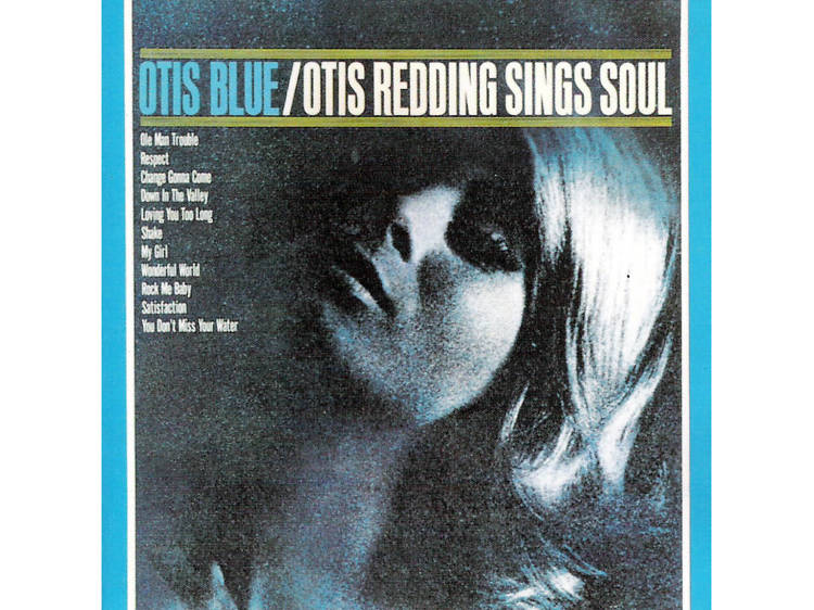"""""""A Change Is Gonna Come"""" by Otis Redding"""