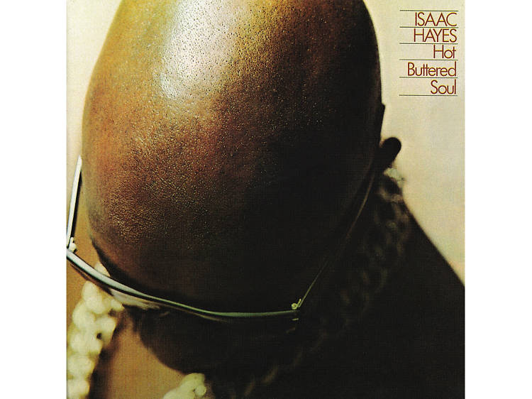 """""""By the Time I Get to Phoenix"""" by Isaac Hayes"""