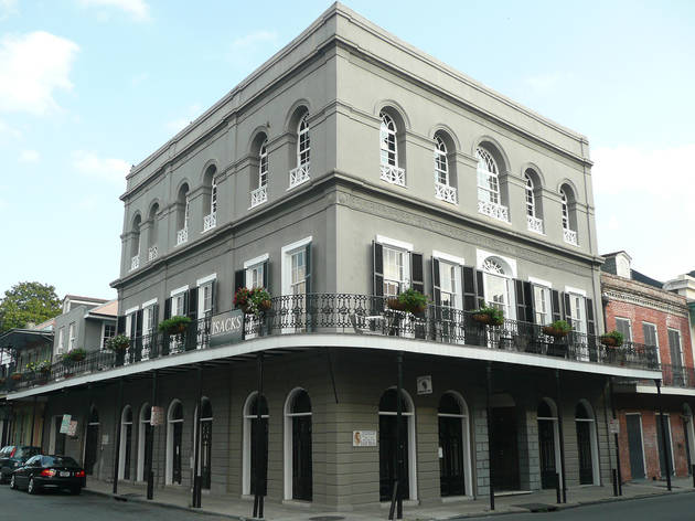 LaLaurie House, New Orleans, LA