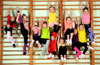 Nens classe de ball, dansa