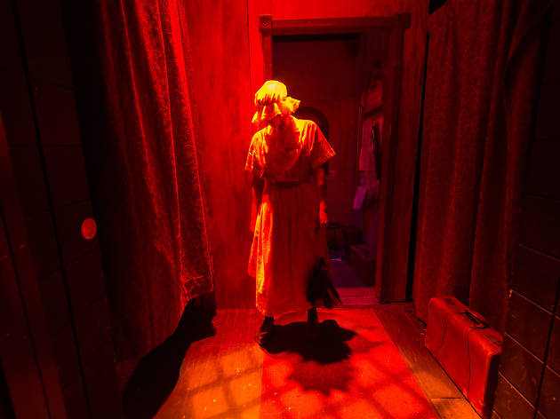 The spookiest haunted houses NYC has to offer