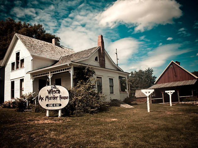 The 15 scariest haunted houses in the US
