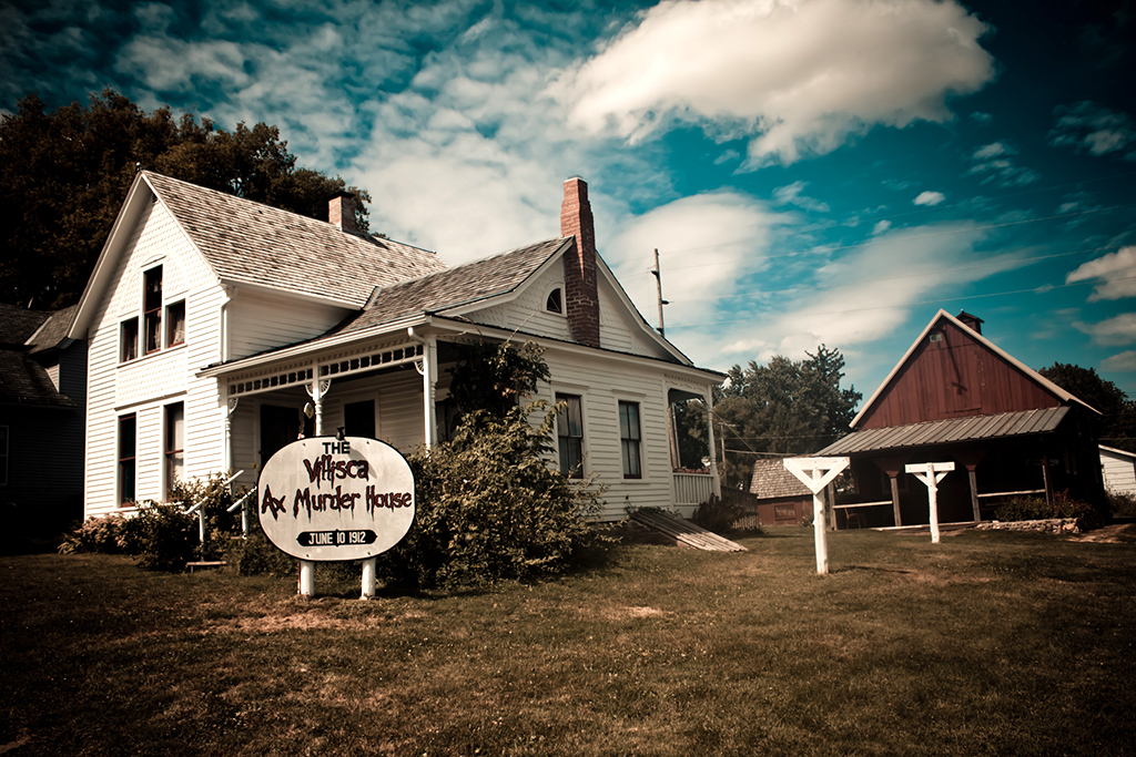 The Scariest Haunted Houses In The Us And The Stories