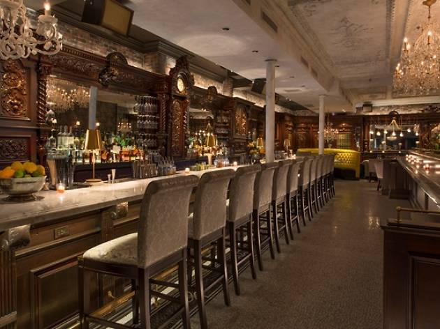 The 15 most romantic bars in Boston