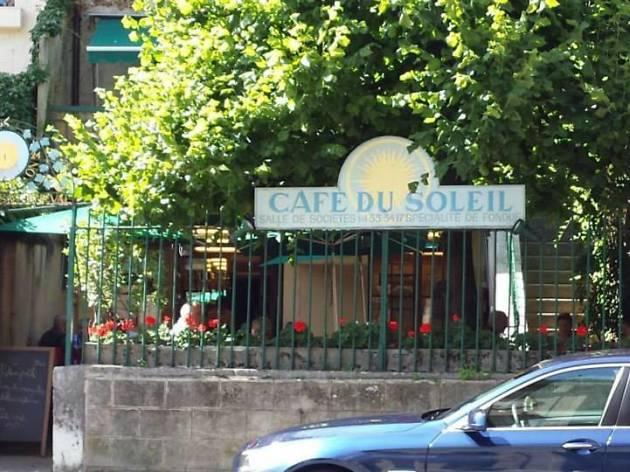 Café du Soleil  • Geneva