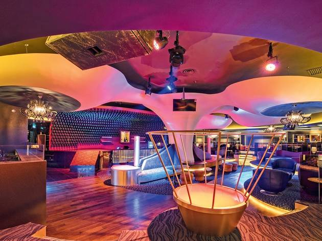 Disco Sushi at Zouk