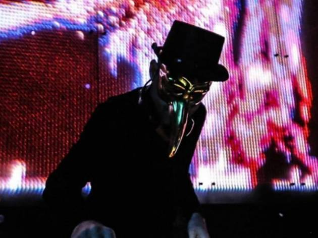 Claptone live in KL