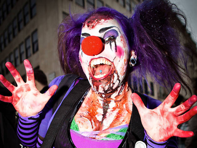 Haunted Carnival, one of the best Halloween events in San Francisco