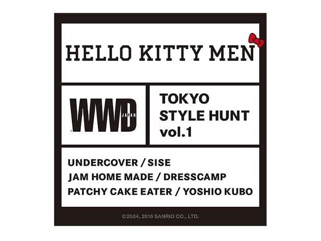 ハローキティメンとWWD TOKYO STYLE HUNT Vol.1